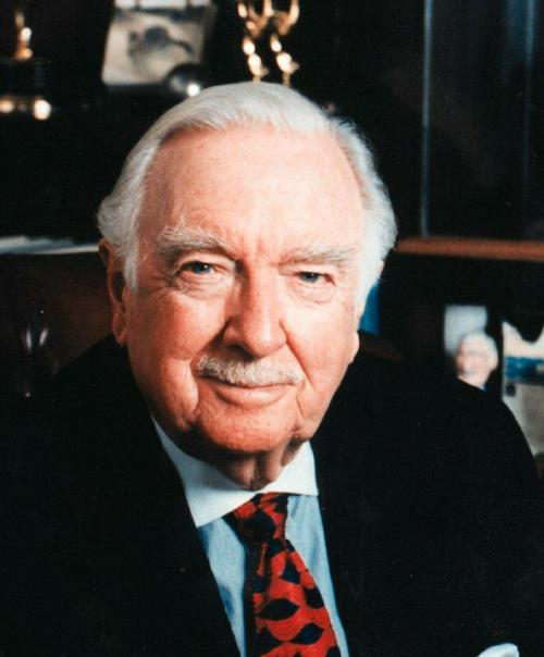 Photo of Walter Cronkite